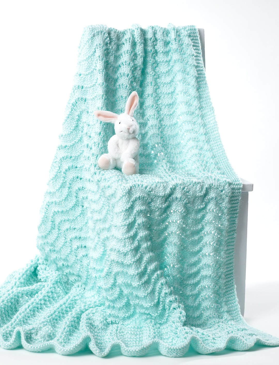 Easy Baby Blanket Knitting Patterns