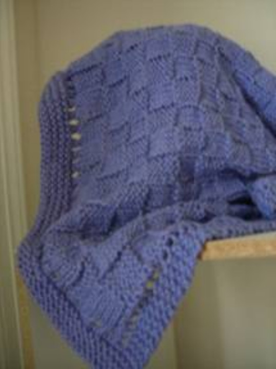 Elegant Easy Basket Weave Baby Blanket Easy Knit Afghan Patterns Of Great 40 Pictures Easy Knit Afghan Patterns