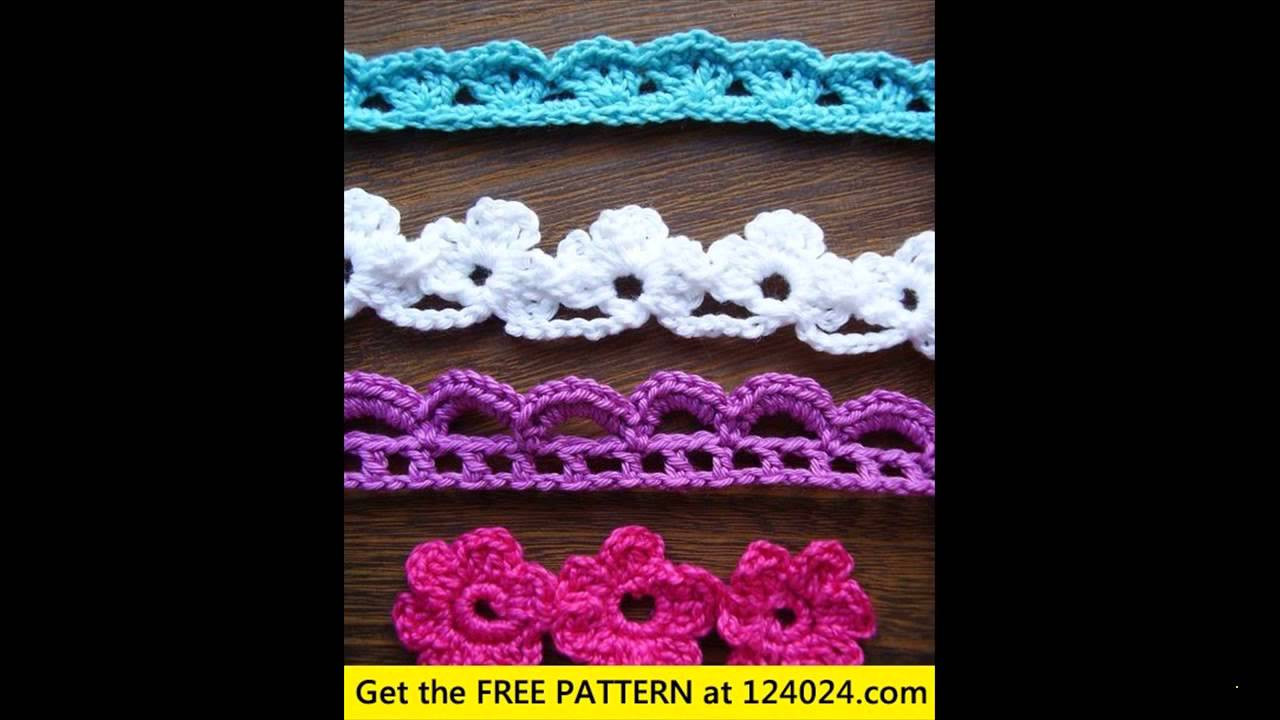Elegant Easy Crochet Edging Patterns Free Crochet Edging for Baby Blanket Of Awesome 47 Pictures Crochet Edging for Baby Blanket