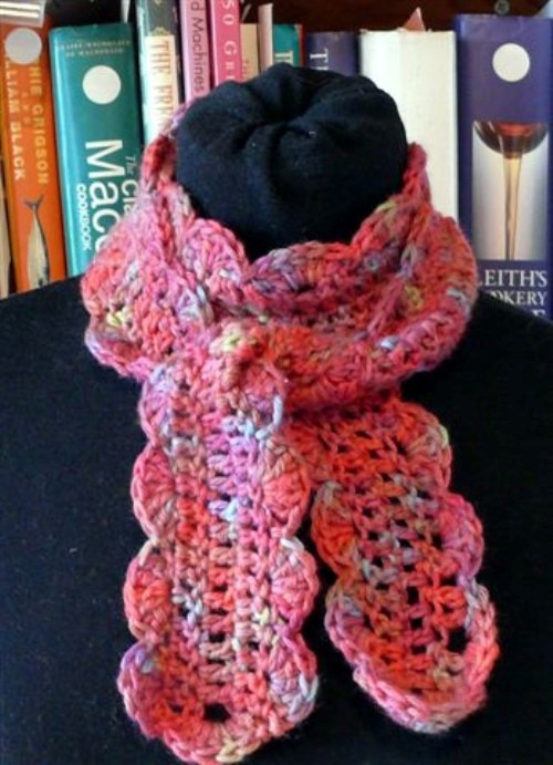 Elegant Easy E Skein Scarf Crochet Pattern is Just What A Free Quick and Easy Crochet Scarf Patterns Of Wonderful 42 Photos Free Quick and Easy Crochet Scarf Patterns