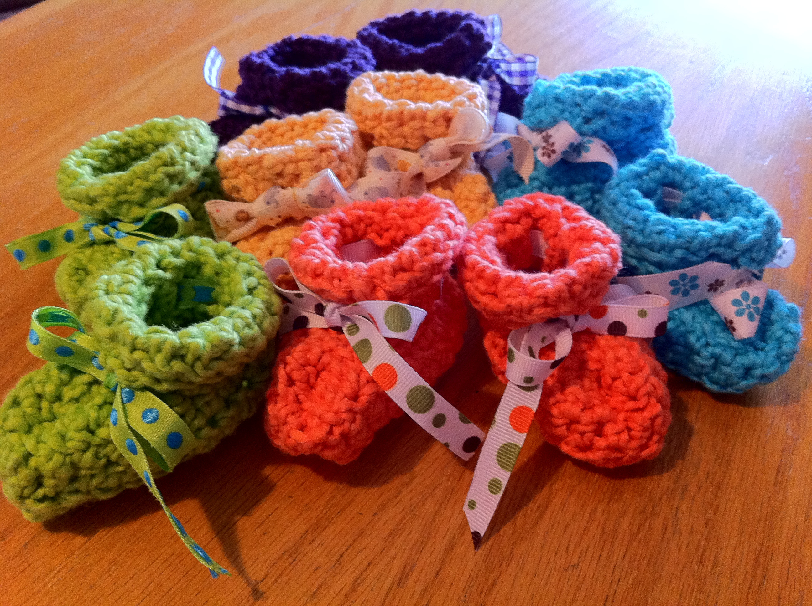 Elegant Easy Lazy Sunday Baby Booties Crochet Crochet Baby Booties for Beginners Of Awesome 49 Photos Crochet Baby Booties for Beginners