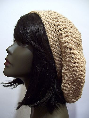 Elegant Easy Slouchy Beret Pattern by Donna Rutledge Okoro One Simple Crochet Hat Patterns Of Attractive 42 Photos Simple Crochet Hat Patterns
