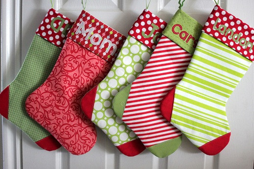 Elegant Easy to Make Your Own Christmas Stockings Patterns for Xmas Stocking Patterns Of Marvelous 47 Images Xmas Stocking Patterns