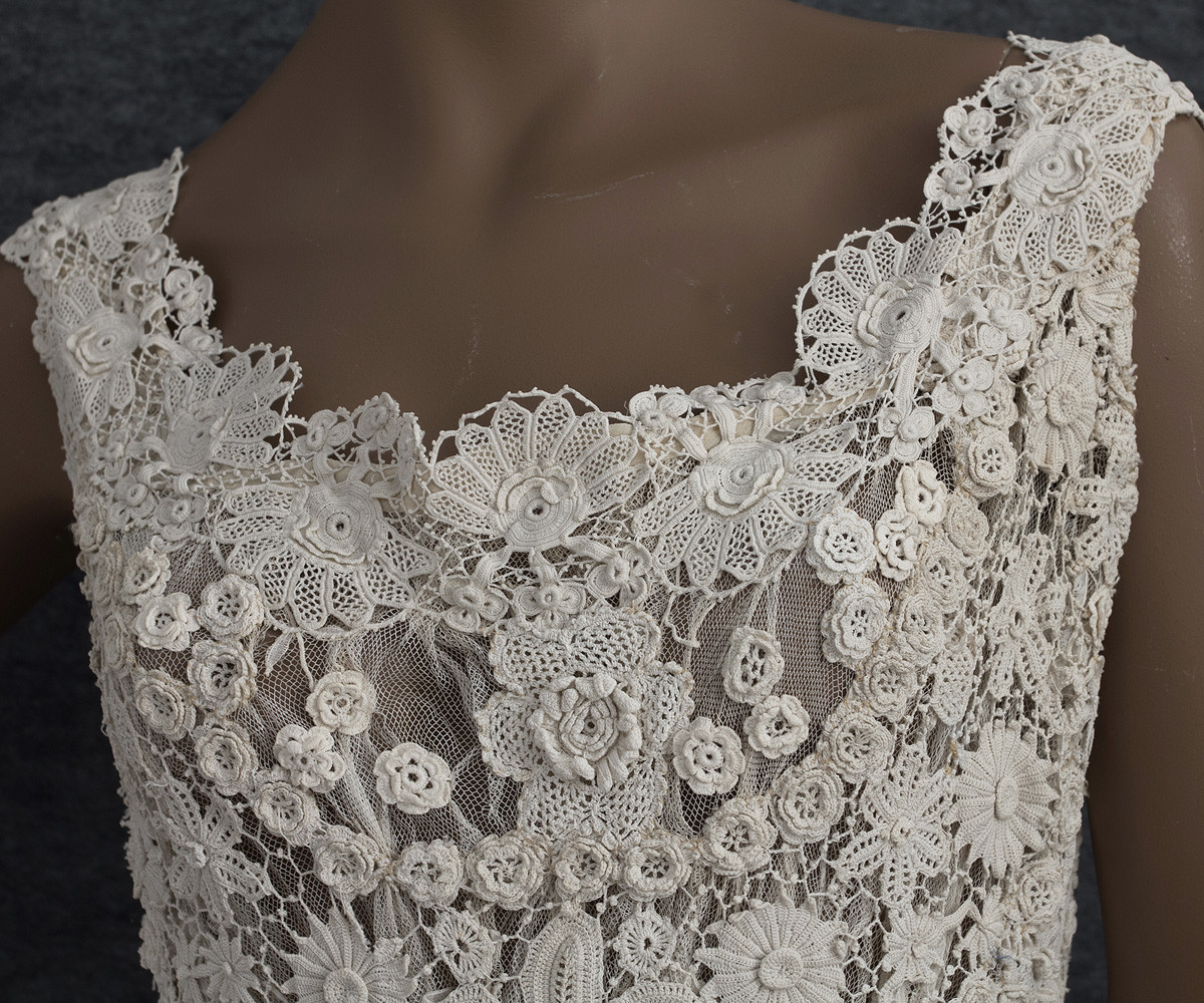 Elegant Edwardian Clothing at Vintage Textile 2785 Irish Crochet Irish Crochet Lace Of Wonderful 42 Images Irish Crochet Lace