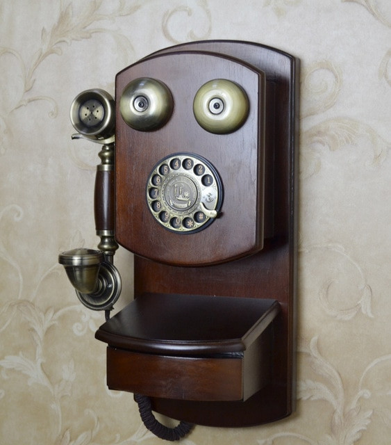 Elegant European Antique Wall Mounted Retro Hanging Metal Rotary Vintage Rotary Wall Phone Of Wonderful 46 Pictures Vintage Rotary Wall Phone