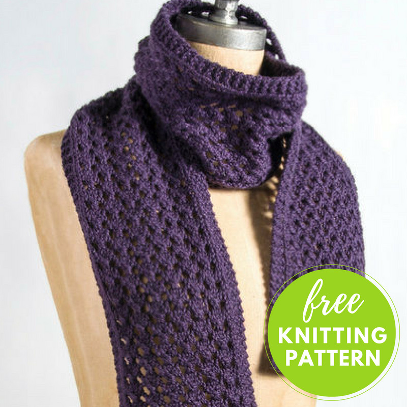 Elegant Extra Quick and Easy Scarf Free Knitting Pattern — Blog Easy Knit Scarf Pattern Free Of Top 44 Photos Easy Knit Scarf Pattern Free