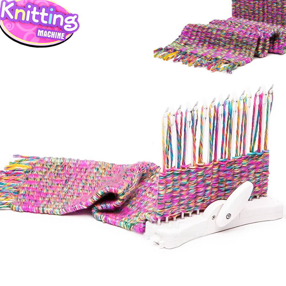 Elegant Fashion Scarf Knitting Machine Knitting Loom Knit tool Loom Knitting Machine Of Gorgeous 41 Photos Loom Knitting Machine