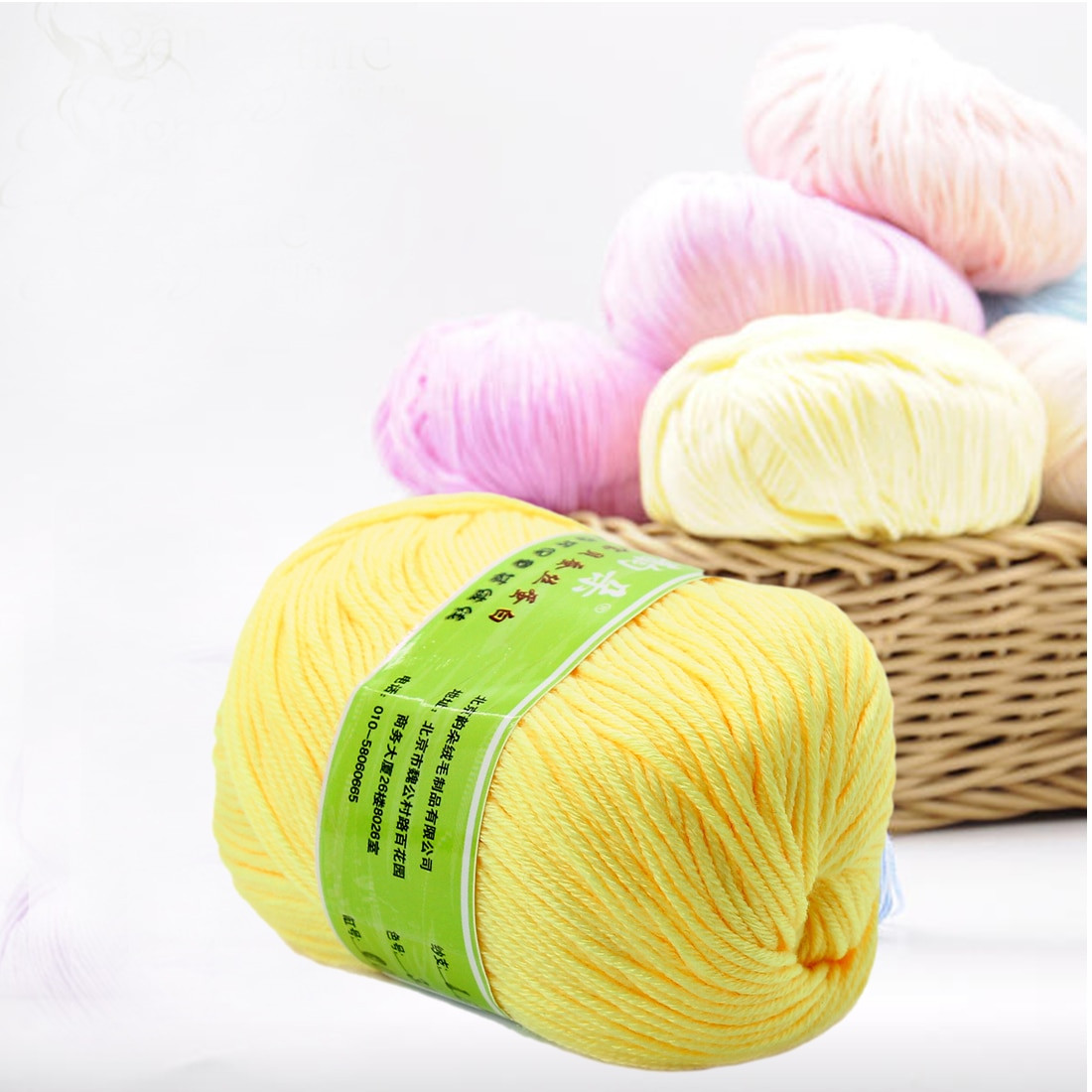 Elegant Fashion Worsted Super soft Smooth Natural Silk Wool Baby Baby soft Yarn Of Gorgeous 49 Pictures Baby soft Yarn