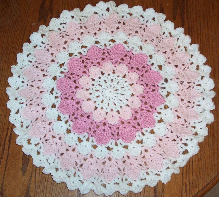 Elegant Fox S Flower Petal Doily 20 Inches Easy Crochet Doily for Beginners Of Top 40 Pictures Easy Crochet Doily for Beginners