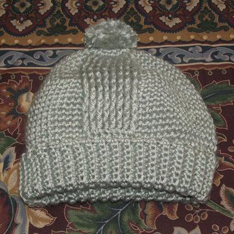FREE BOY CROCHET HAT PATTERN