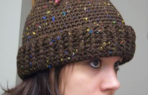 Elegant Free Convertable Hat Pattern Included Crochet It S A Crochet Hat with Ponytail Hole Of Attractive 47 Pics Crochet Hat with Ponytail Hole
