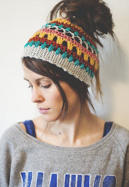 Elegant Free Crochet Messy Bun Pattern Roundup Free Crochet Pattern for Messy Bun Hat Of Beautiful 47 Ideas Free Crochet Pattern for Messy Bun Hat