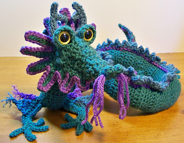 Elegant Free Crochet Pattern oriental Dragon – Make It Crochet Crochet Dragon Pattern Of Brilliant 50 Pictures Crochet Dragon Pattern