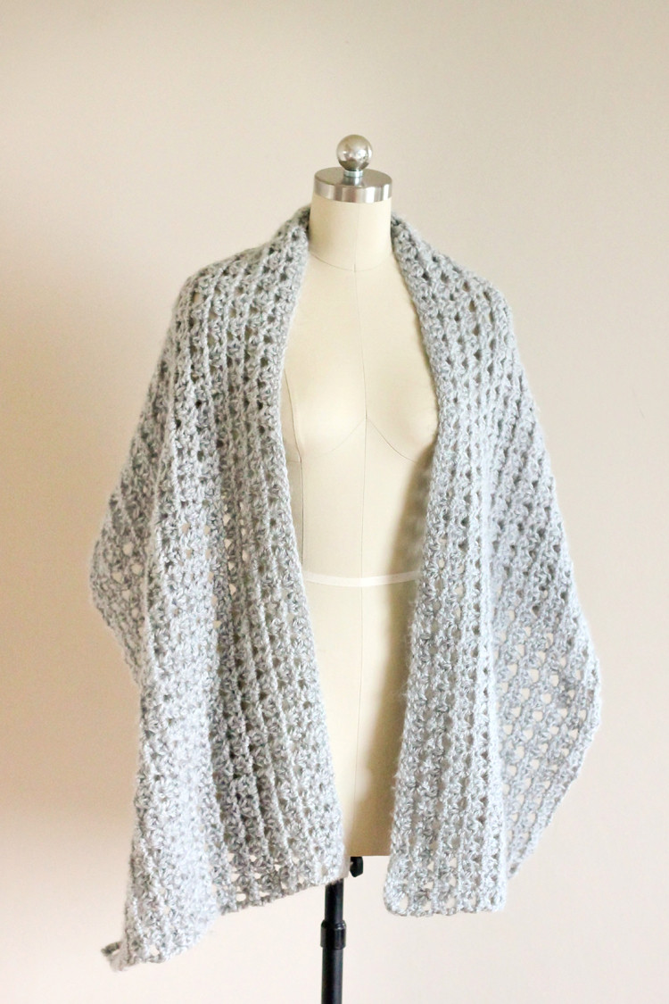 Elegant Free Crochet Pattern Triangle Scarf Dancox for Triangle Scarf Crochet Pattern Of Marvelous 44 Photos Triangle Scarf Crochet Pattern