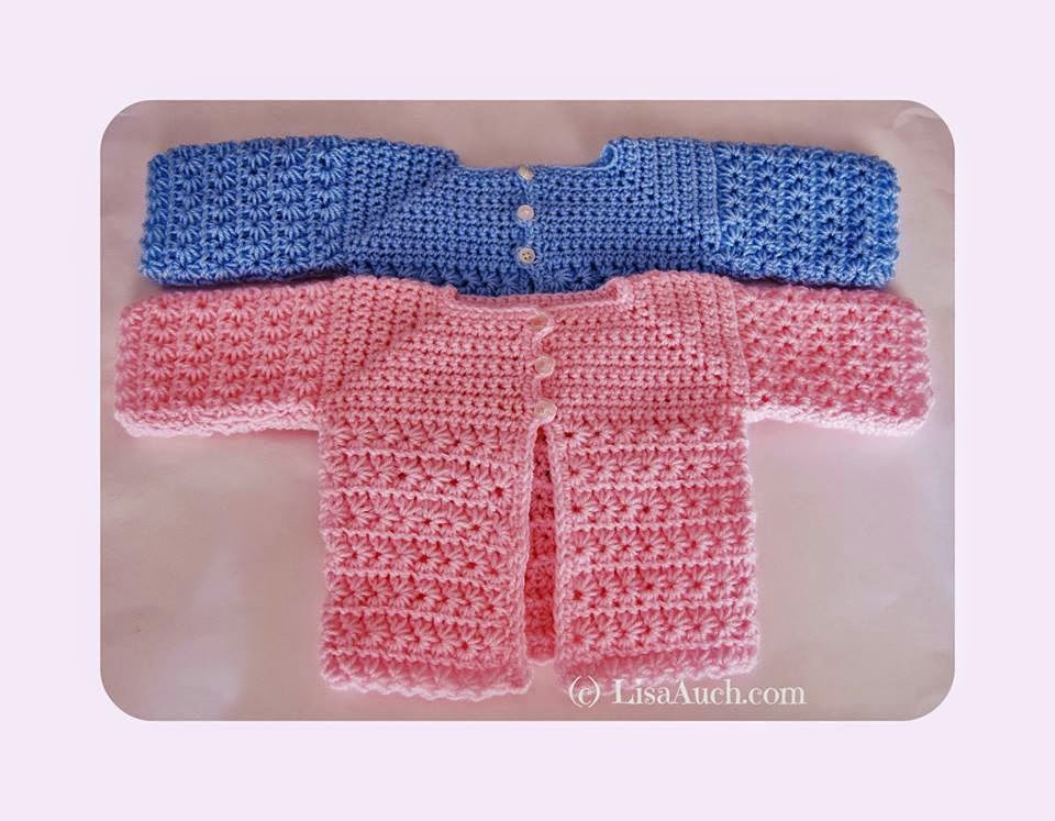 Elegant Free Crochet Patterns and Designs by Lisaauch Easy Free Crochet Baby Sweater Patterns Of Wonderful 40 Images Free Crochet Baby Sweater Patterns