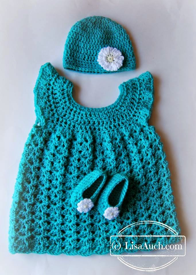 Elegant Free Crochet Patterns Baby Set Hat Booties and Dress Crochet Dress for Baby Of Amazing 42 Photos Crochet Dress for Baby