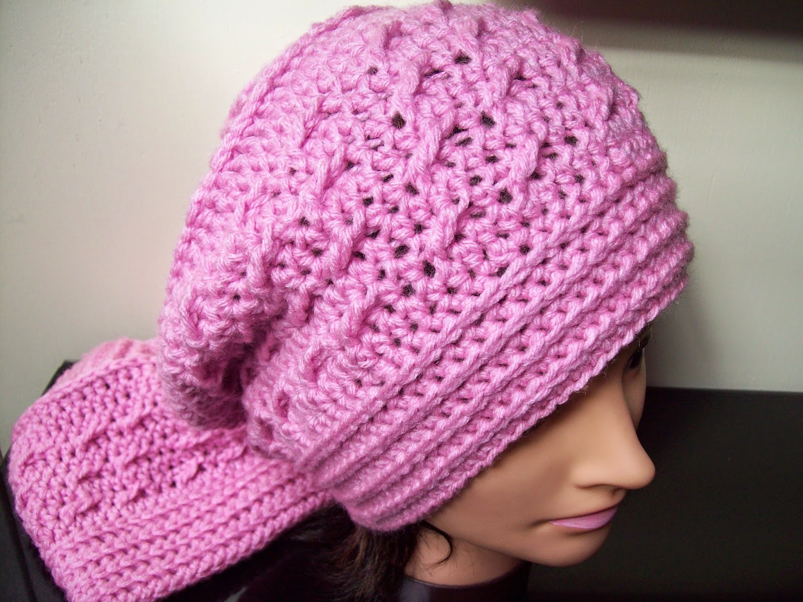 Elegant Free Crochet Patterns by Cats Rockin Crochet Pink Crochet Hat Of Great 43 Models Pink Crochet Hat