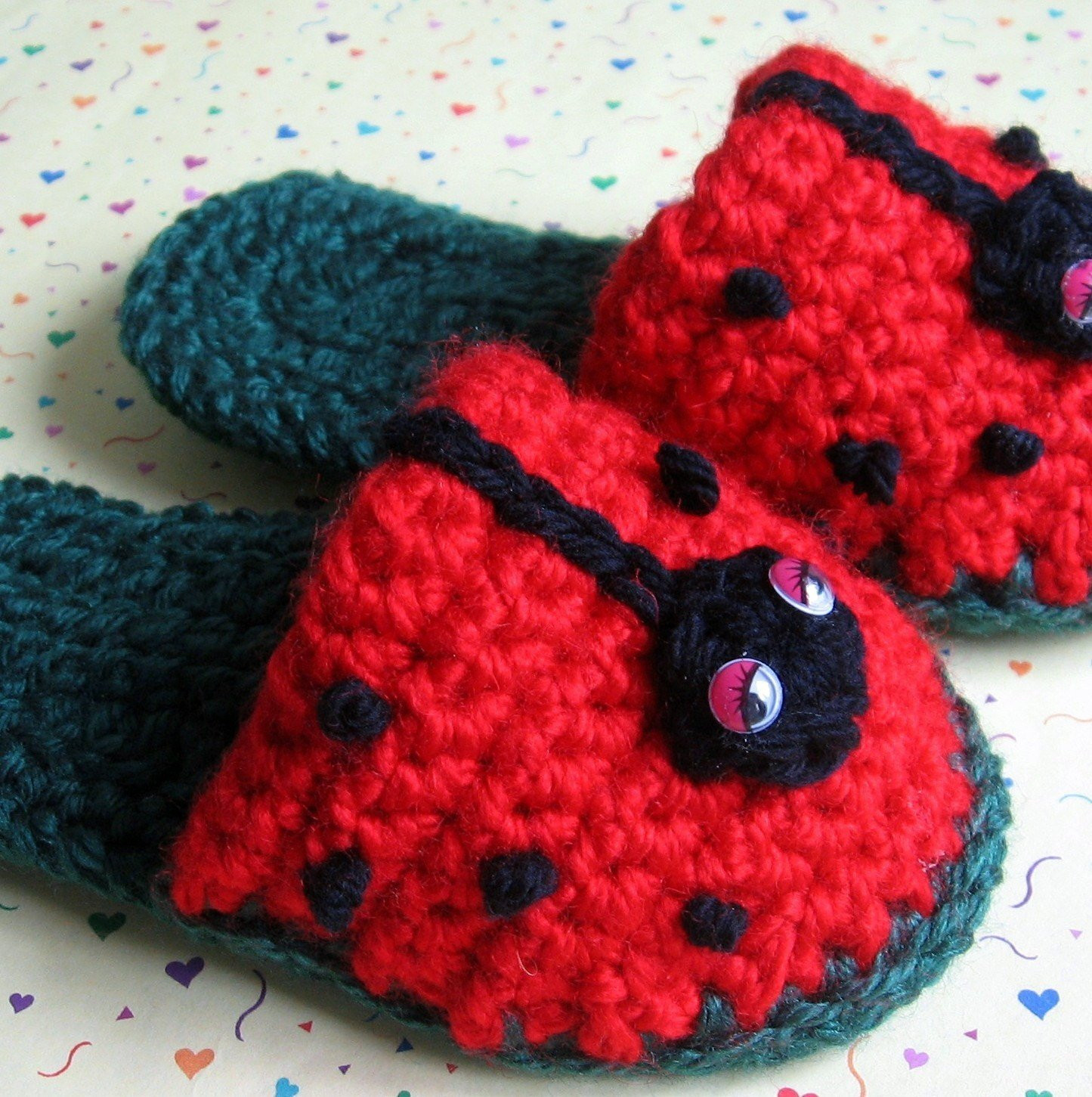 FREE CROCHETED SLIPPER PATTERNS Patterns