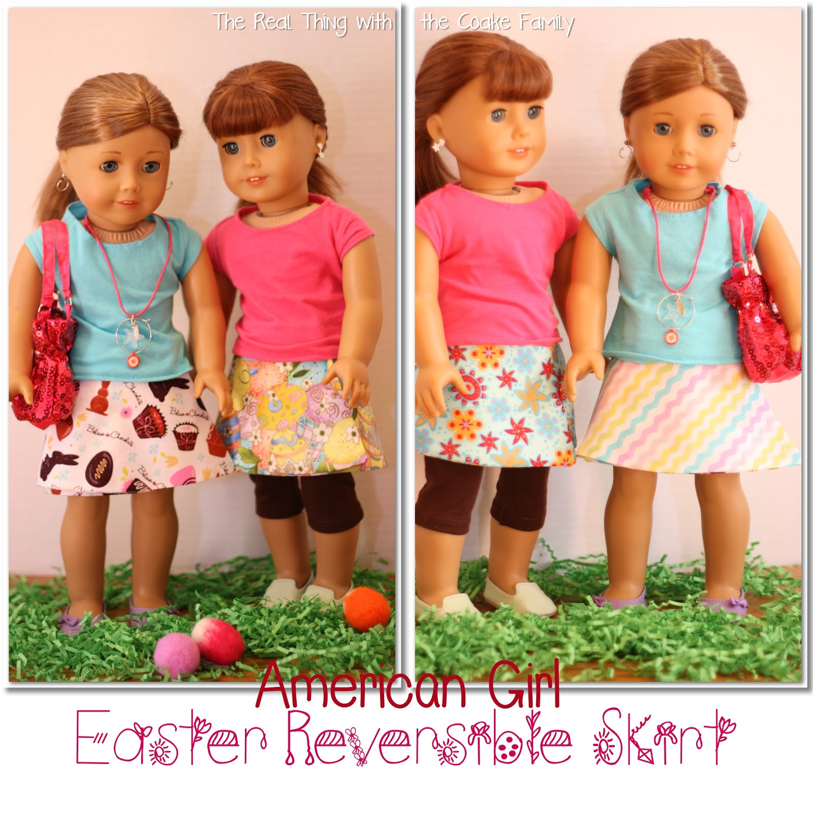 Elegant Free Doll Clothes Pattern to Make A Reversible Wrap Skirt American Girl Doll Clothes Patterns Of Incredible 40 Images American Girl Doll Clothes Patterns