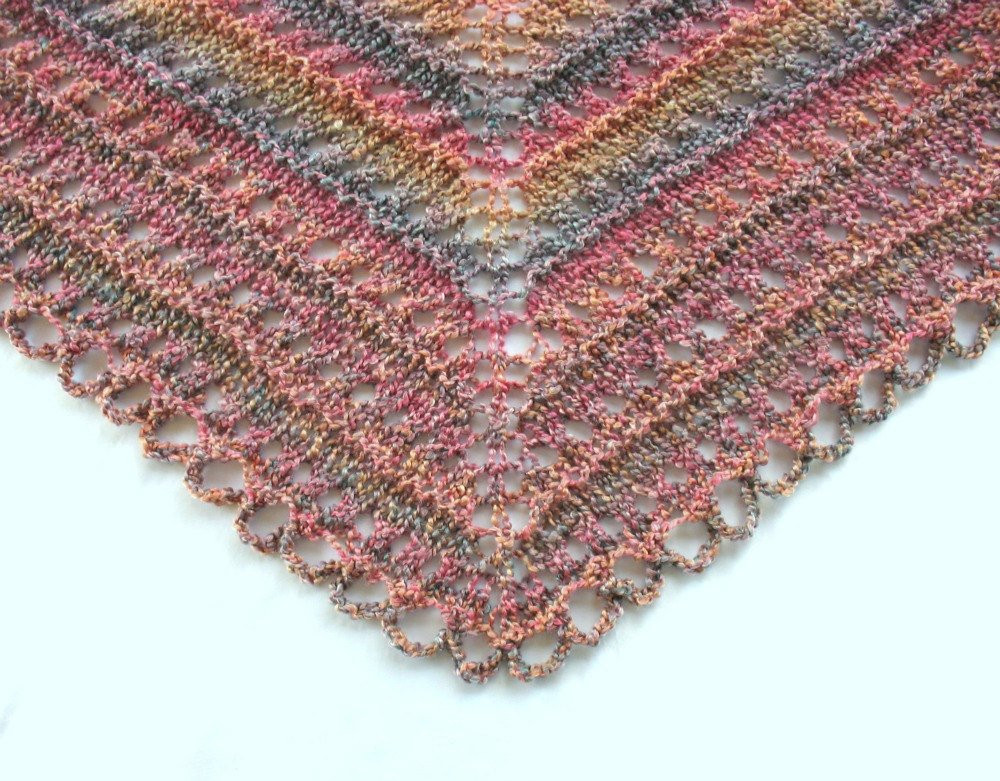 free easy crochet shawl patterns