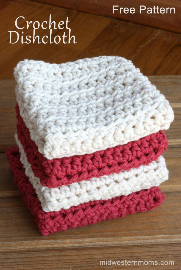 Elegant Free Half Double Crochet Dishcloth Pattern Quick and Easy Crochet Patterns for Beginners Of Awesome 48 Photos Quick and Easy Crochet Patterns for Beginners