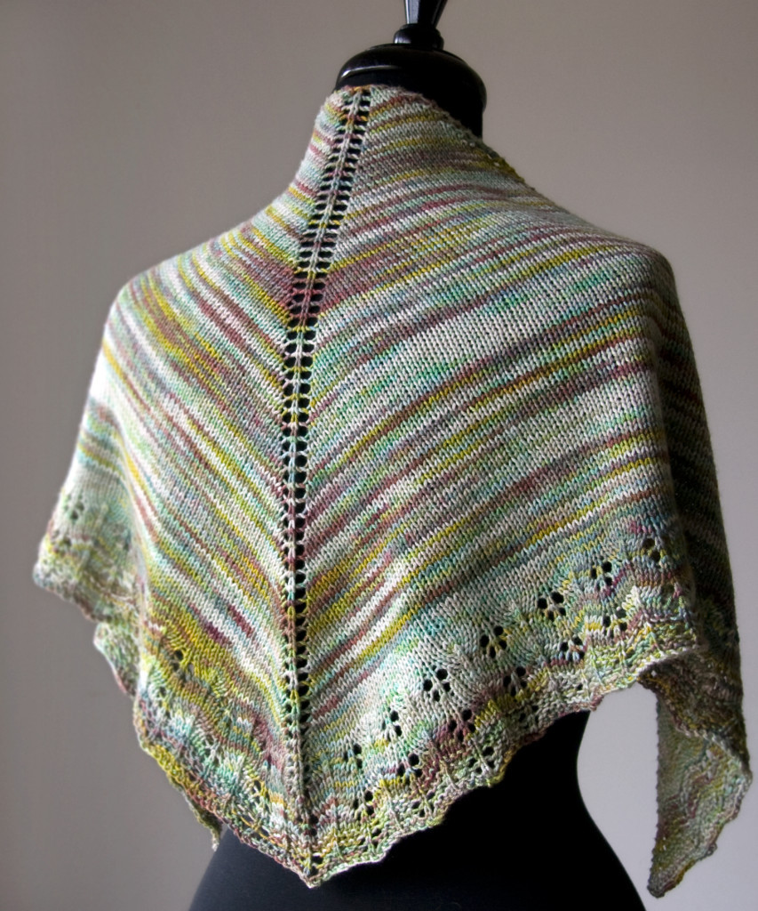 Elegant Free Knitting Pattern Oaklet Shawl Knitted Wrap Pattern Of Adorable 40 Photos Knitted Wrap Pattern