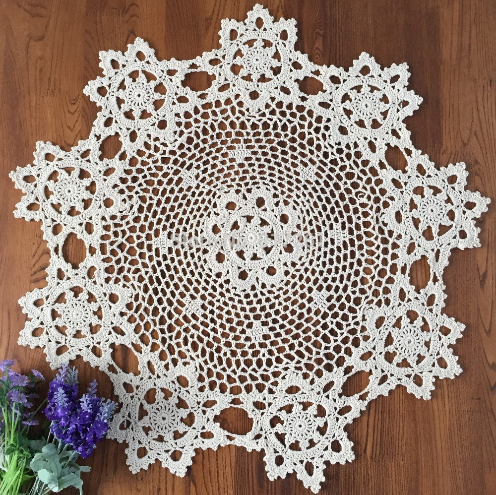 Elegant Free Shipping 2015 New Arrival Cotton Crochet Lace Crochet Lace Tablecloths Of Luxury 47 Images Crochet Lace Tablecloths
