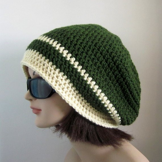 Elegant Green Slouchy Crochet Hat Mens Slouch Beanie Oversized Cap Mens Slouchy Beanie Hats Of Amazing 47 Models Mens Slouchy Beanie Hats