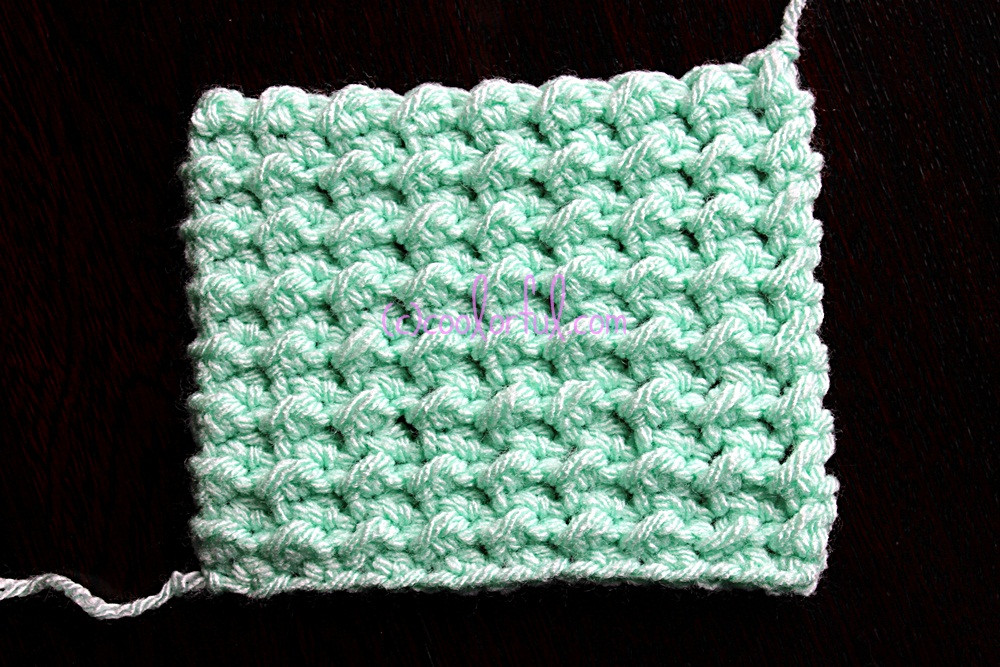 Elegant Half Double Crochet Stitch – Coolorful Dc Crochet Stitch Of Gorgeous 46 Images Dc Crochet Stitch