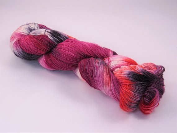 Elegant Hand Dyed Yarn E Of A Kind Variegated Exceptional Red and Black Variegated Yarn Of Great 49 Pictures Red and Black Variegated Yarn
