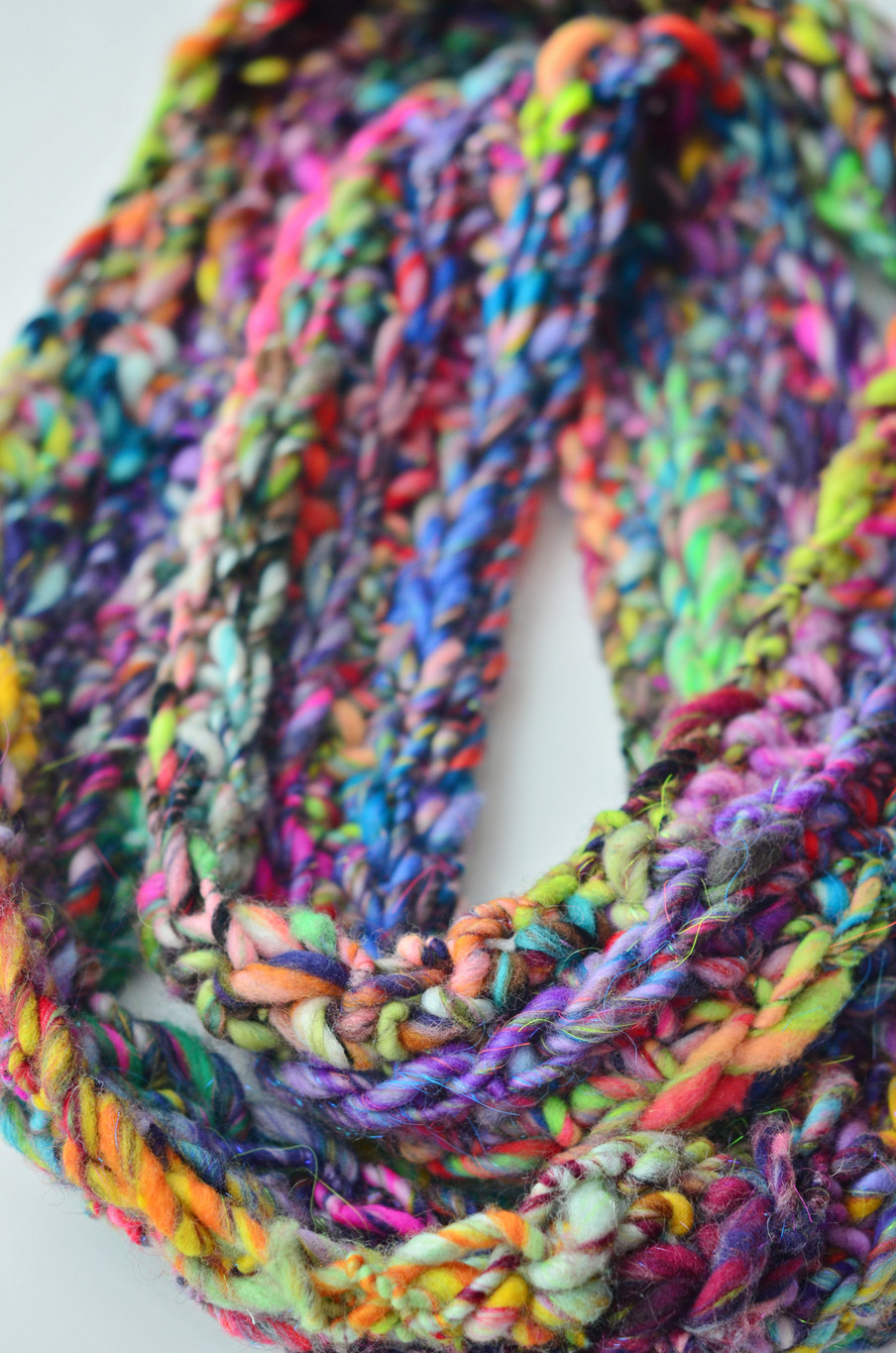 Elegant Handspun Projects and Inspiration 222 Handspun Yarn Scarf Of Attractive 49 Photos Yarn Scarf