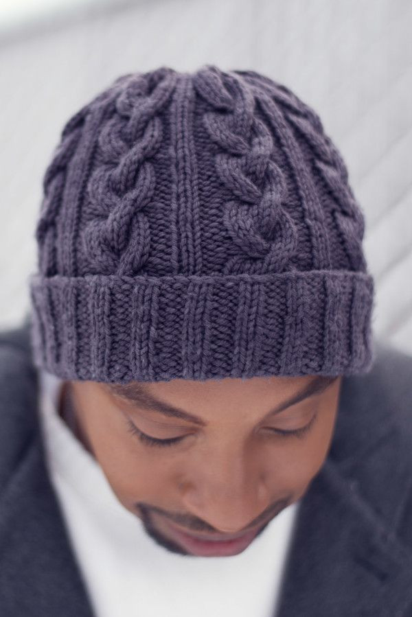 Elegant Hat Most Likely to Succeed Finished Object Cable Hat Pattern Of New 40 Models Cable Hat Pattern