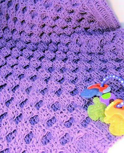 Elegant Honey Sweet Baby Blanket Tunisian Crochet Blanket Of Attractive 49 Models Tunisian Crochet Blanket