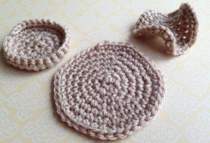 Elegant How to Crochet A Flat Circle Craftsy Double Crochet Circle Pattern Of Charming 50 Pics Double Crochet Circle Pattern