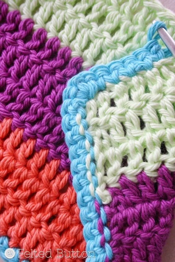 Elegant How to Crochet Clean Edges Along Rough Edges Tutorial by Cool Crochet Patterns Of Awesome 45 Ideas Cool Crochet Patterns