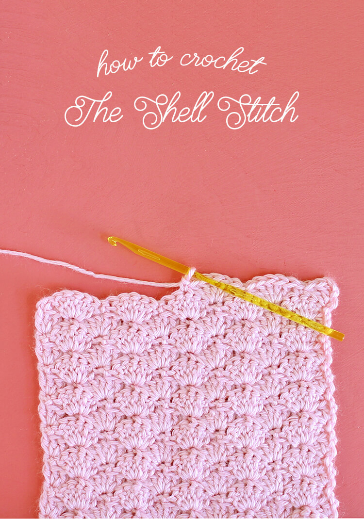 Elegant How to Crochet the Shell Stitch for Beginners Persia Lou Different Types Of Crochet Stitches Of Innovative 44 Images Different Types Of Crochet Stitches