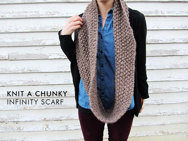 Elegant How to Knit A Chunky Infinity Scarf Chunky Knit Infinity Scarf Of Awesome 41 Photos Chunky Knit Infinity Scarf