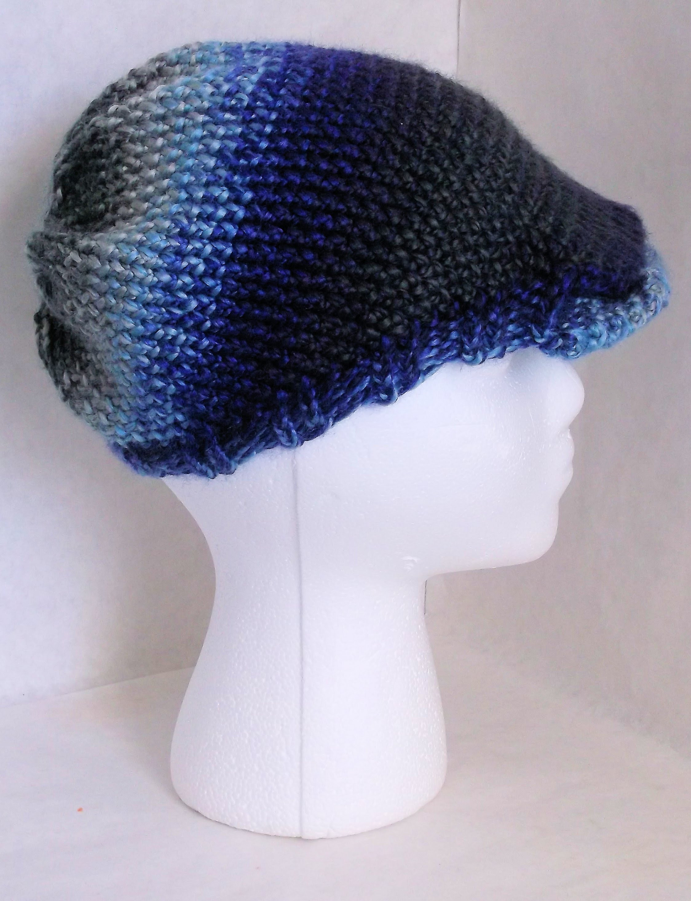 Elegant How to Loom Knit Newsboy Hat Making A Hat On A Loom Of Attractive 43 Pics Making A Hat On A Loom