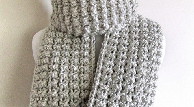 how to make crochet scarf patterns