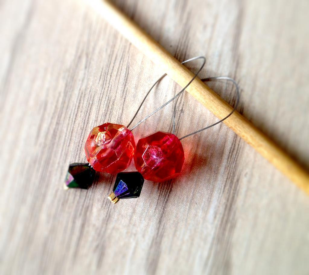 Elegant Ideas for Homemade Stitch Markers for Your Knitting Projects Knitting Stitch Markers Of Gorgeous 48 Models Knitting Stitch Markers