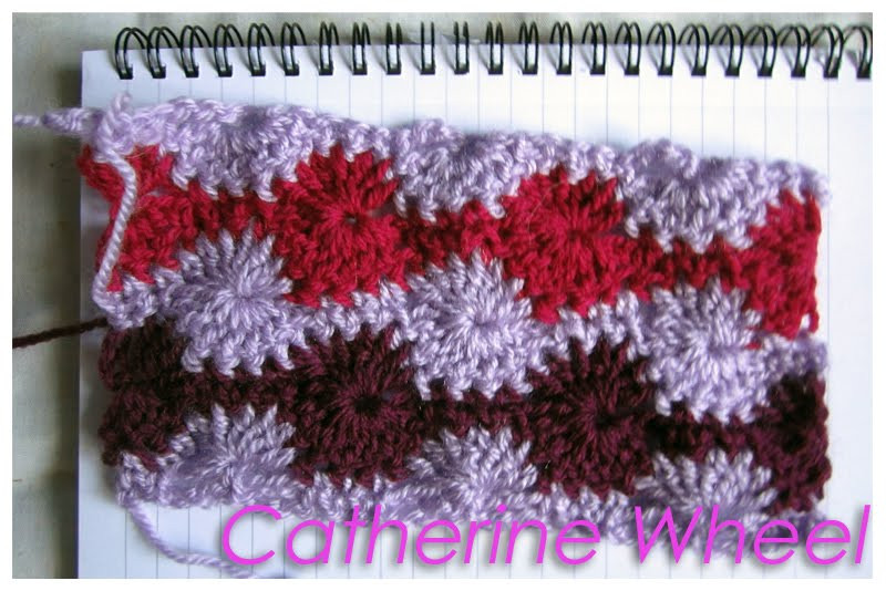 Elegant Juicie Lucie Creations Learning New Crochet Stitches Catherine Wheel Stitch Crochet Of Contemporary 44 Photos Catherine Wheel Stitch Crochet