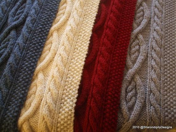 Elegant Killarney Cable Knit Scarf by Sharon Thiessen Craftsy Cable Knit Scarf Pattern Of Luxury 44 Ideas Cable Knit Scarf Pattern