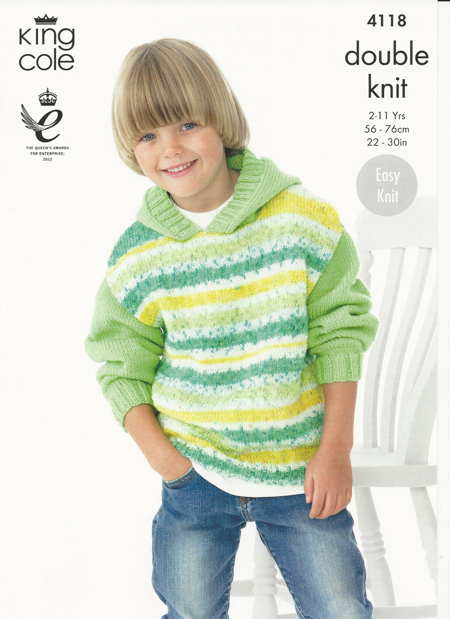 Elegant King Cole Childrens Sweater Dress Hoo Knitting Pattern Knitting Patterns for Childrens Sweaters Of Charming 47 Models Knitting Patterns for Childrens Sweaters