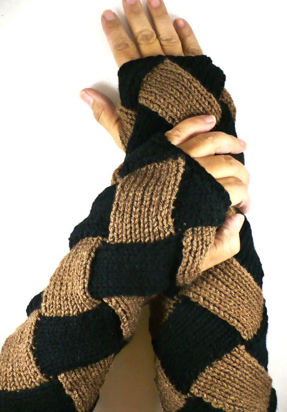 Elegant Knit Arm Warmers Knit Fingerless Gloves Knit Wrist Warmers Knit Arm Warmers Of Brilliant 41 Images Knit Arm Warmers