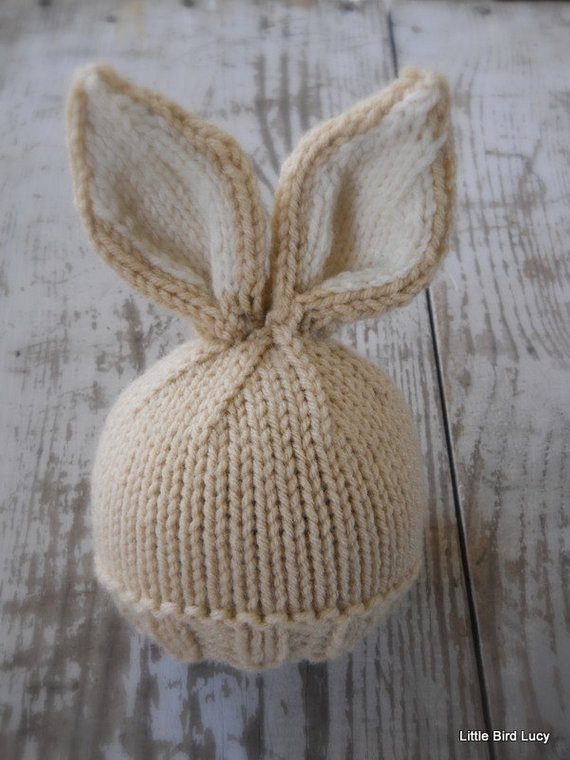 Elegant Knit Baby Bunny Newborn Hat Easter Rabbit Knitted Newborn Knit Hat Of Perfect 50 Images Newborn Knit Hat