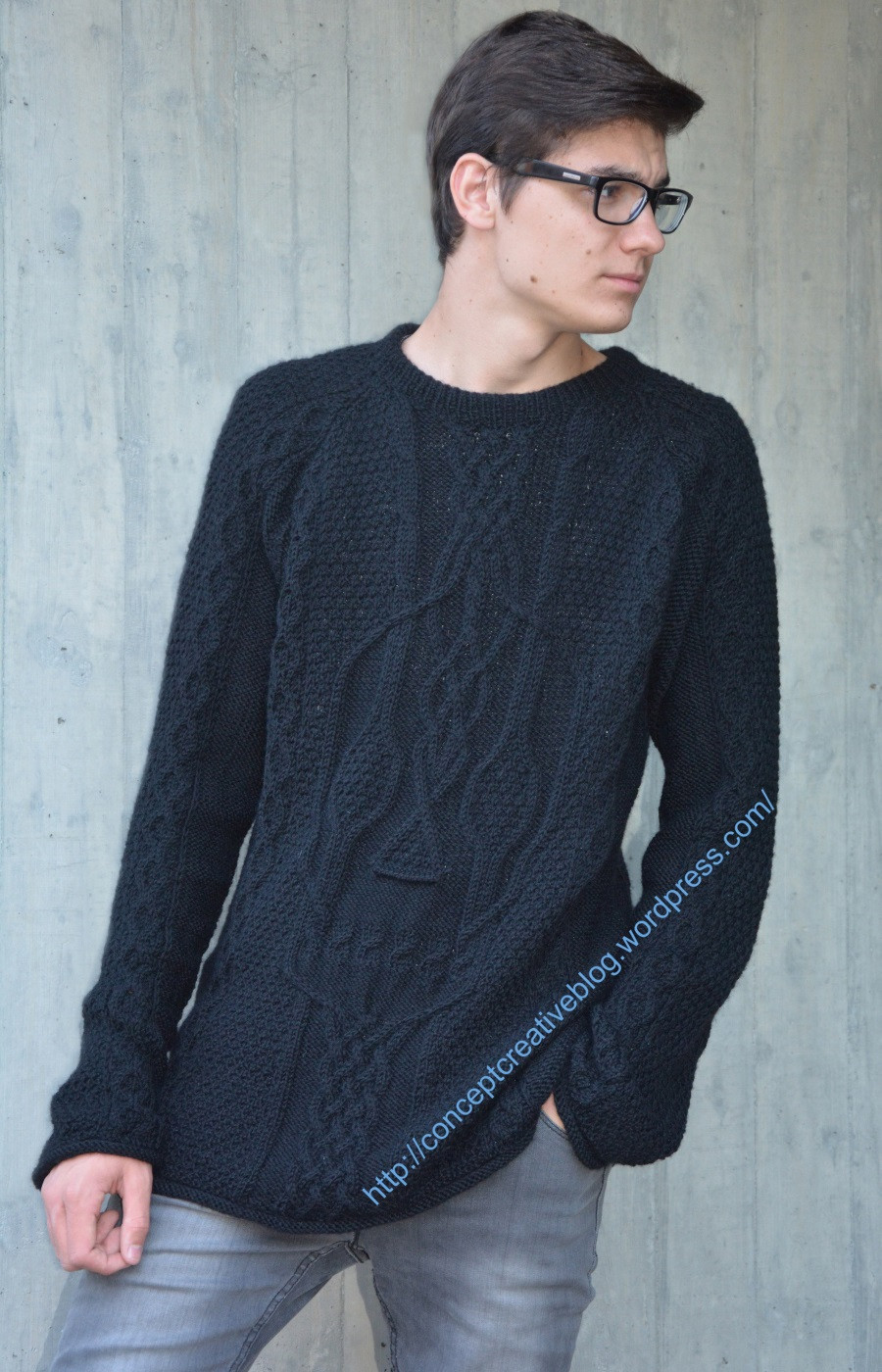 Elegant Knit Cable Pullover with Skull Pattern Free Diagram Cable Knit Sweater Pattern Of Luxury Easy Sweater Knitting Patterns Cable Knit Sweater Pattern