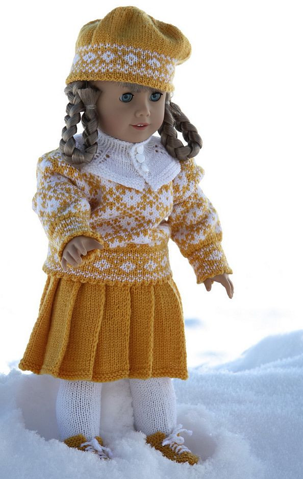 Elegant Knit Patterns for Dolls – Browse Patterns American Girl Doll Knitting Patterns Of Brilliant 47 Models American Girl Doll Knitting Patterns