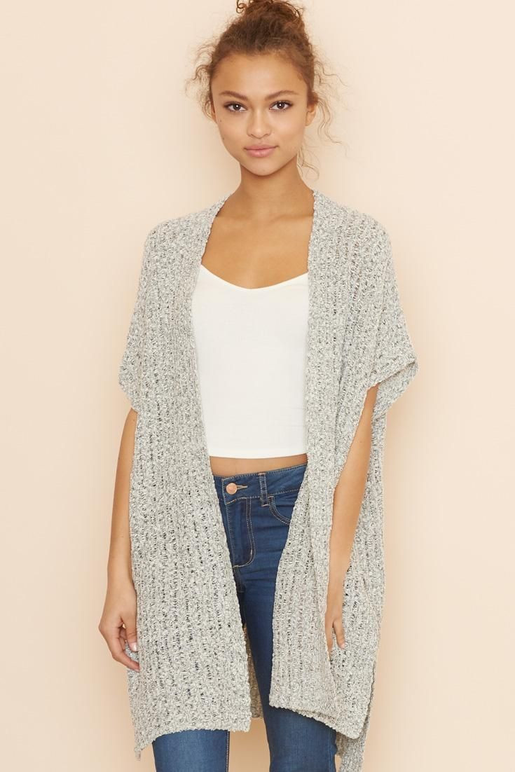 Knit vest is the most famous hand made textiles YishiFashion