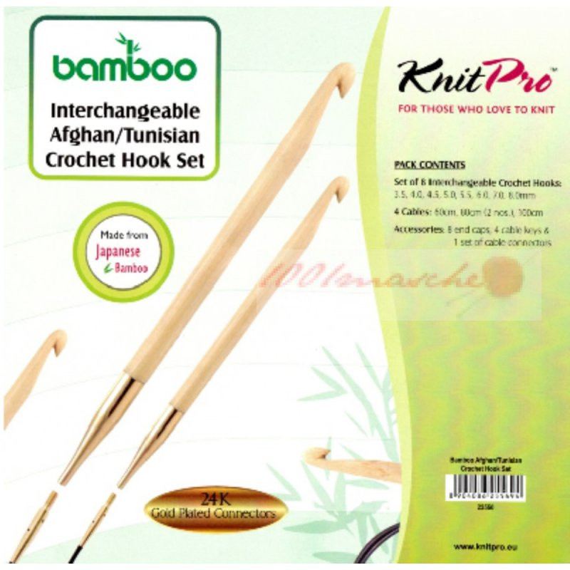 Elegant Knitpro Set Of 8 Bamboo Tunisian Crochet Hook Tunisian Crochet Hook Sets Of Brilliant 46 Pics Tunisian Crochet Hook Sets