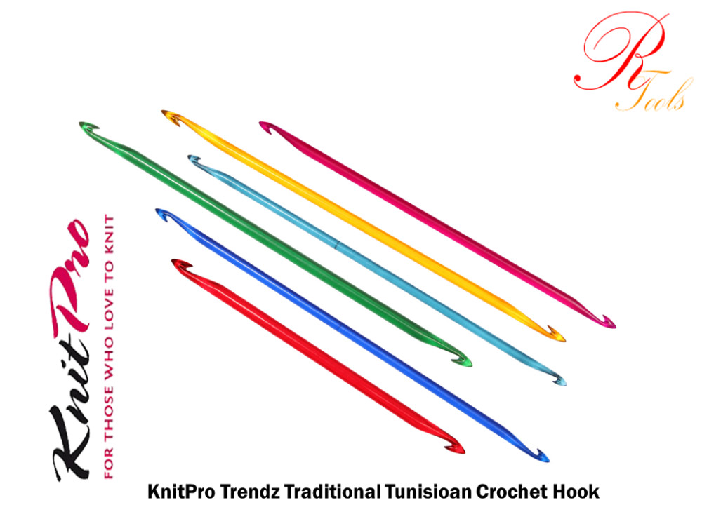 Elegant Knitpro Traditional Tunisian Double Ended Crochet Hook Double Ended Crochet Hook Of Adorable 48 Pictures Double Ended Crochet Hook